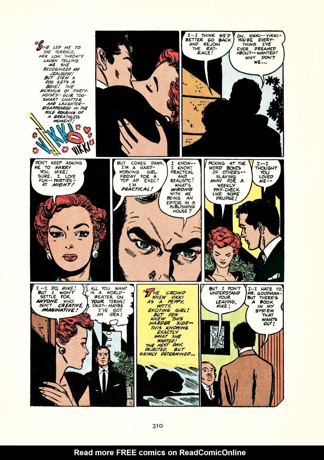 Read online Setting the Standard: Comics by Alex Toth 1952-1954 comic -  Issue # TPB (Part 4) - 11