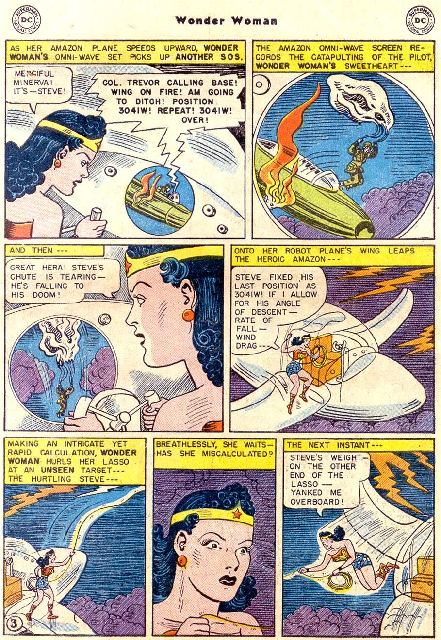 Read online Wonder Woman (1942) comic -  Issue #80 - 27
