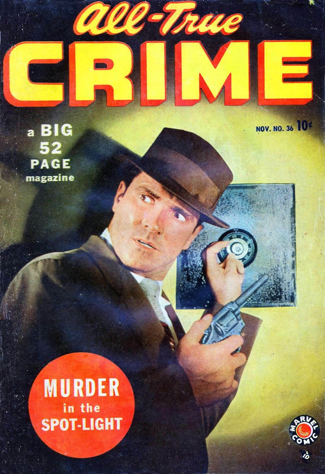 All-True Crime 36 Page 1