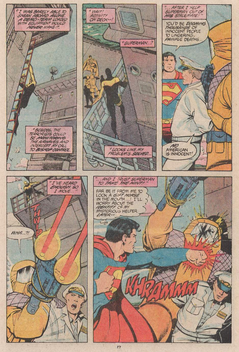 Read online Action Comics (1938) comic -  Issue #598 - 18