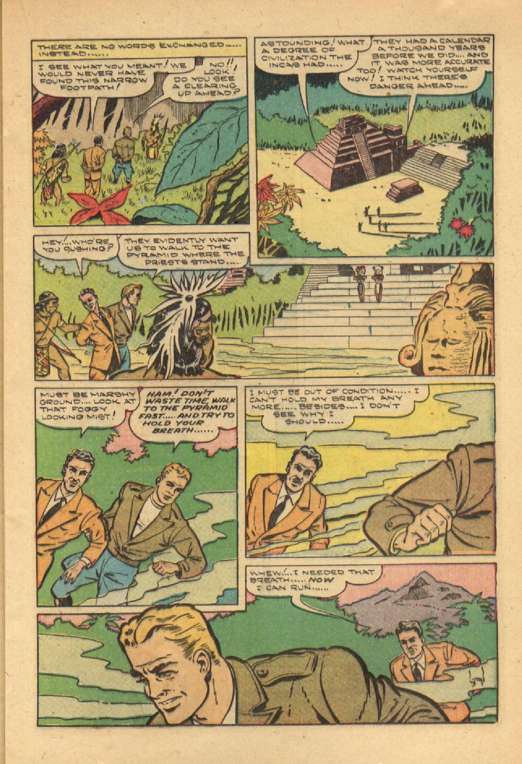 Shadow Comics #101 #94 - English 22
