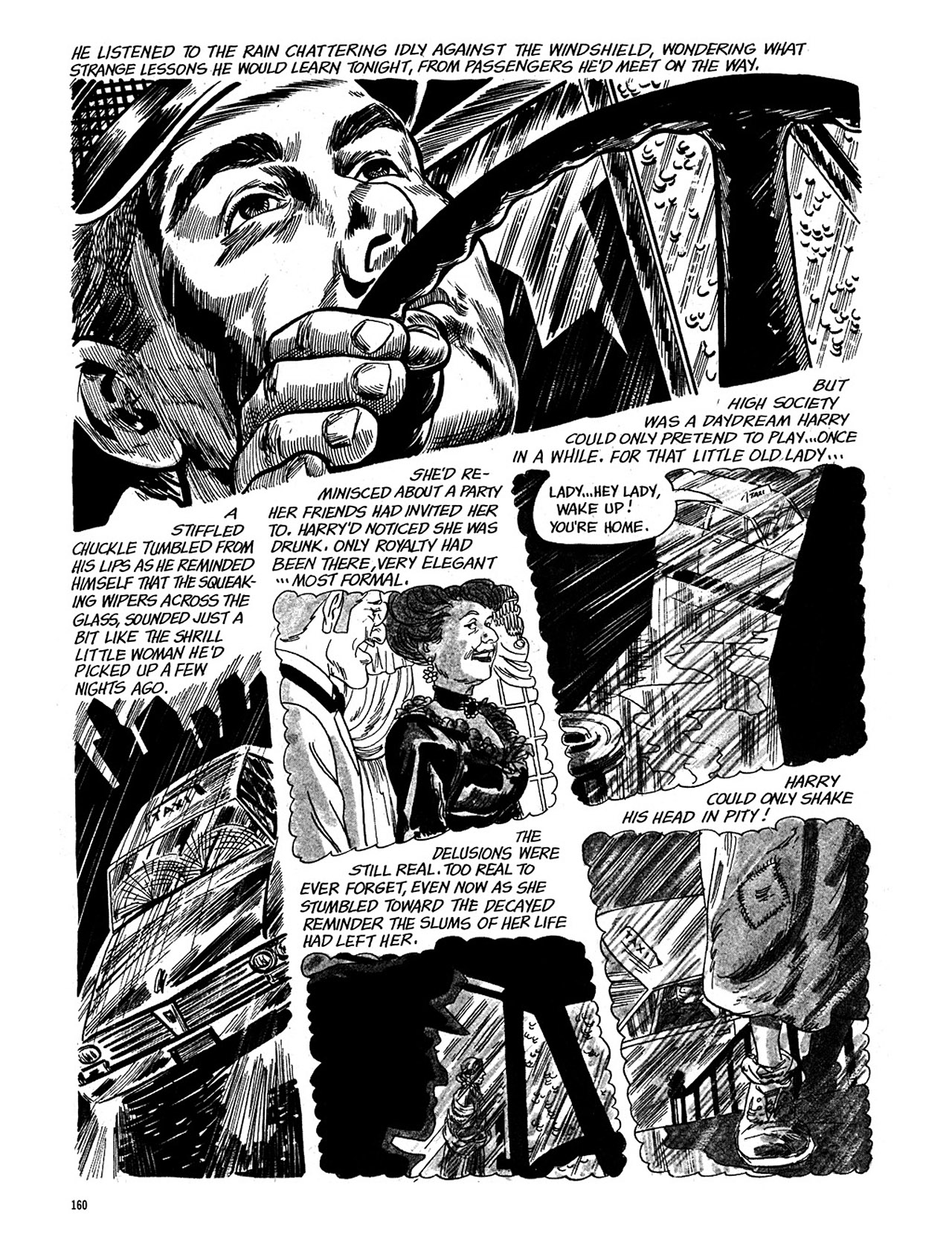 Read online Eerie Archives comic -  Issue # TPB 4 - 161