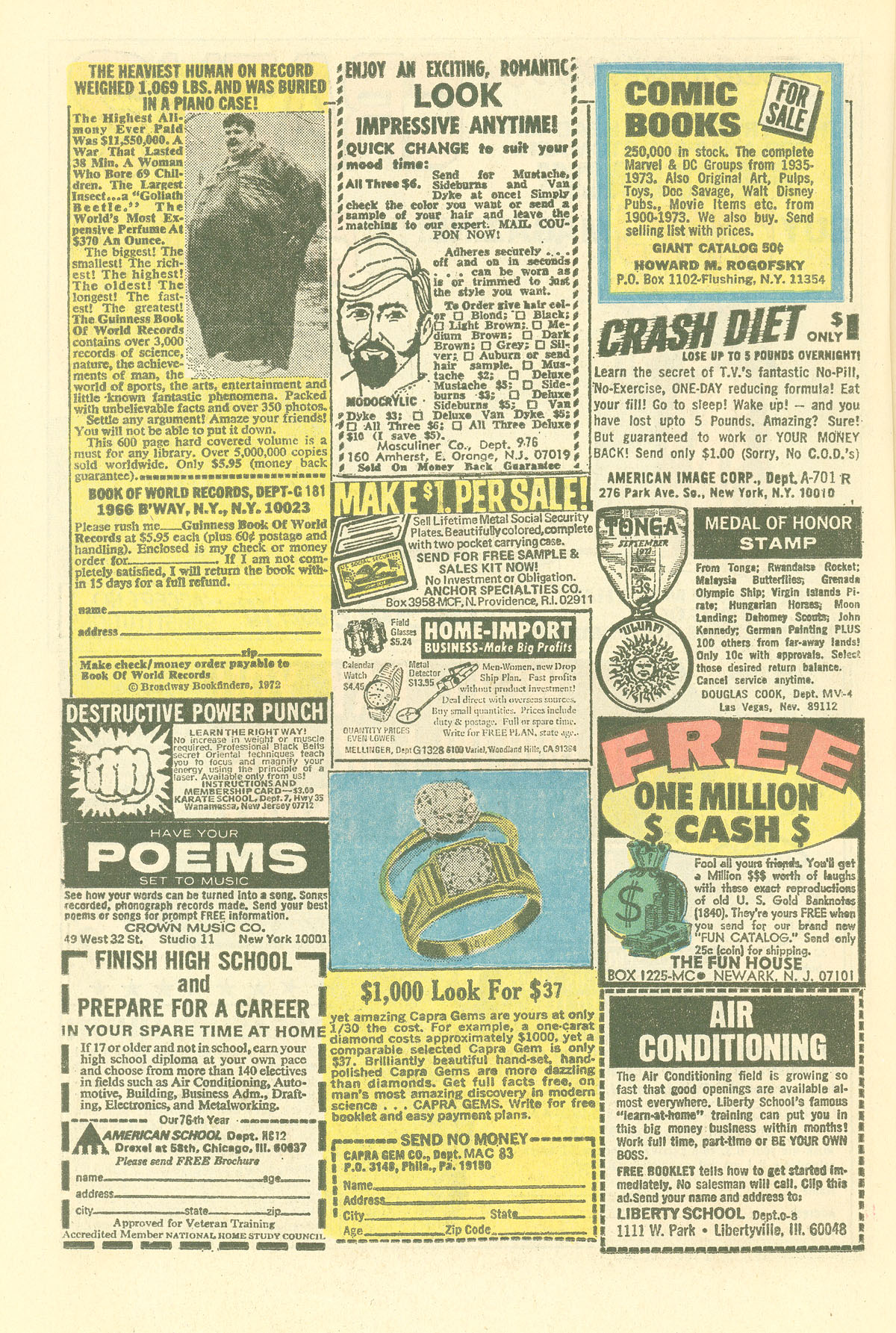 Read online Sgt. Fury comic -  Issue #115 - 22