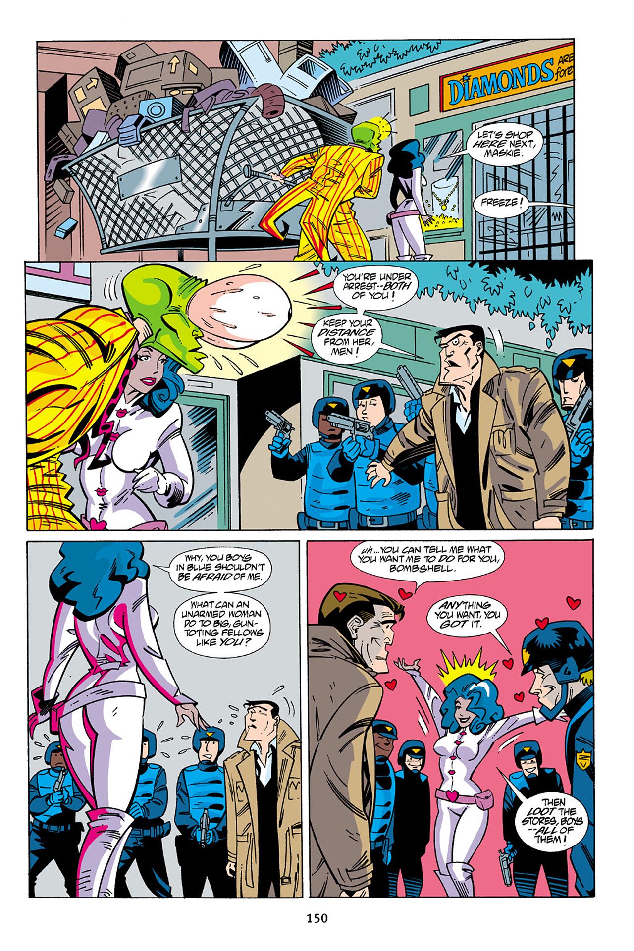 Read online Adventures Of The Mask Omnibus comic -  Issue #Adventures Of The Mask Omnibus Full - 150