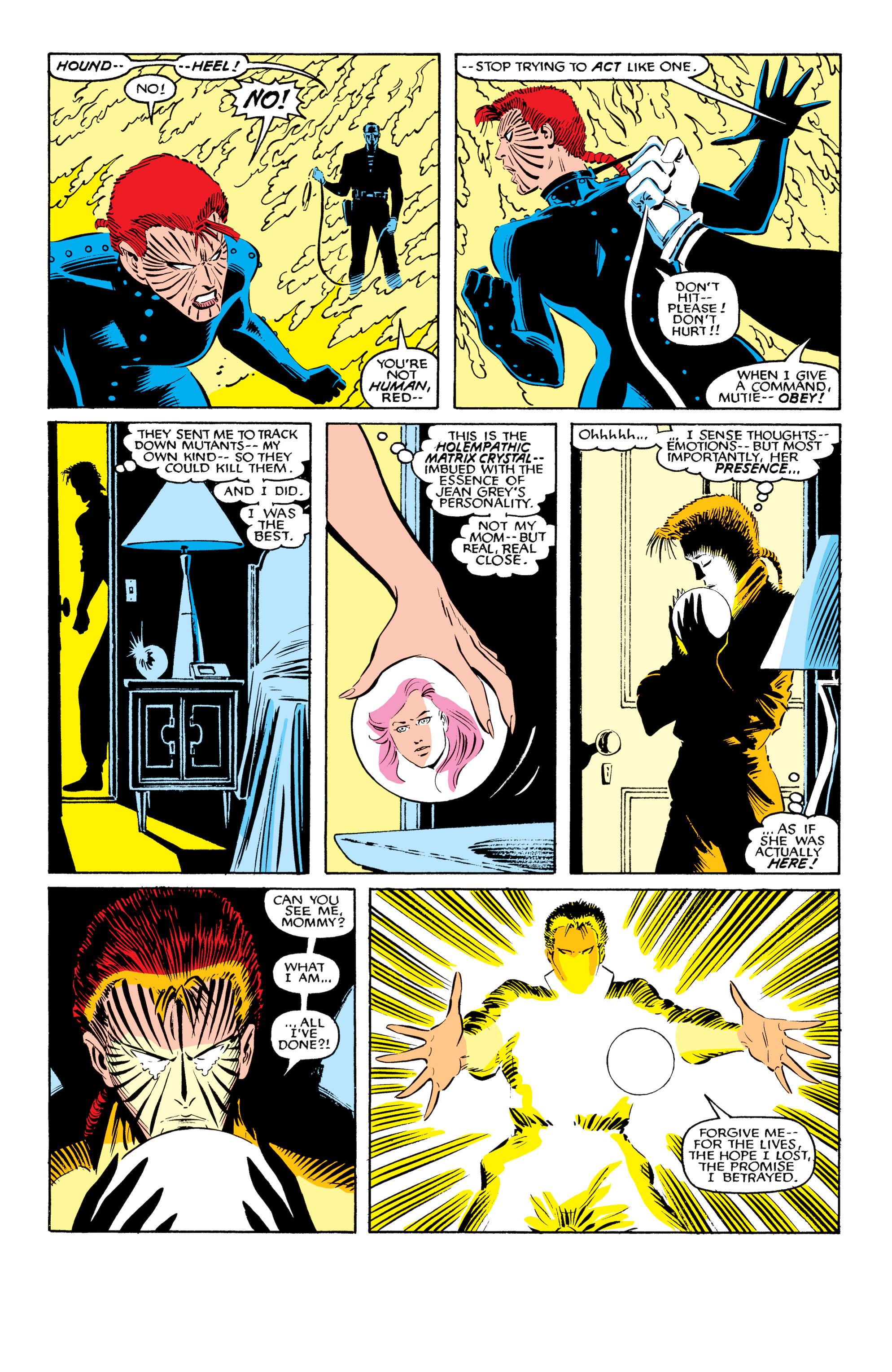 Read online Uncanny X-Men (1963) comic -  Issue #199 - 11