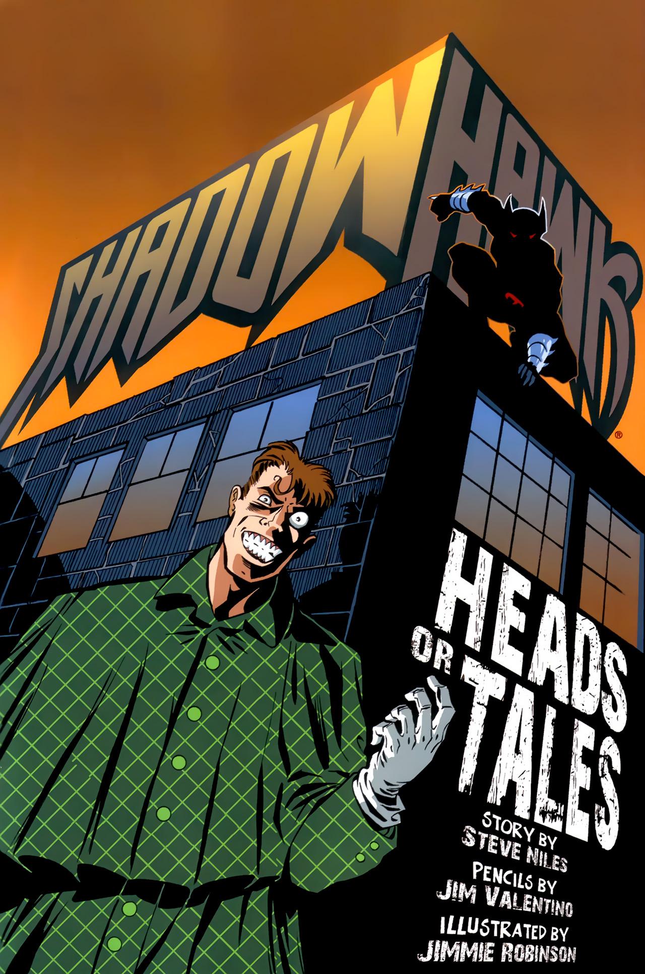 Read online ShadowHawk (2010) comic -  Issue #1 - 25