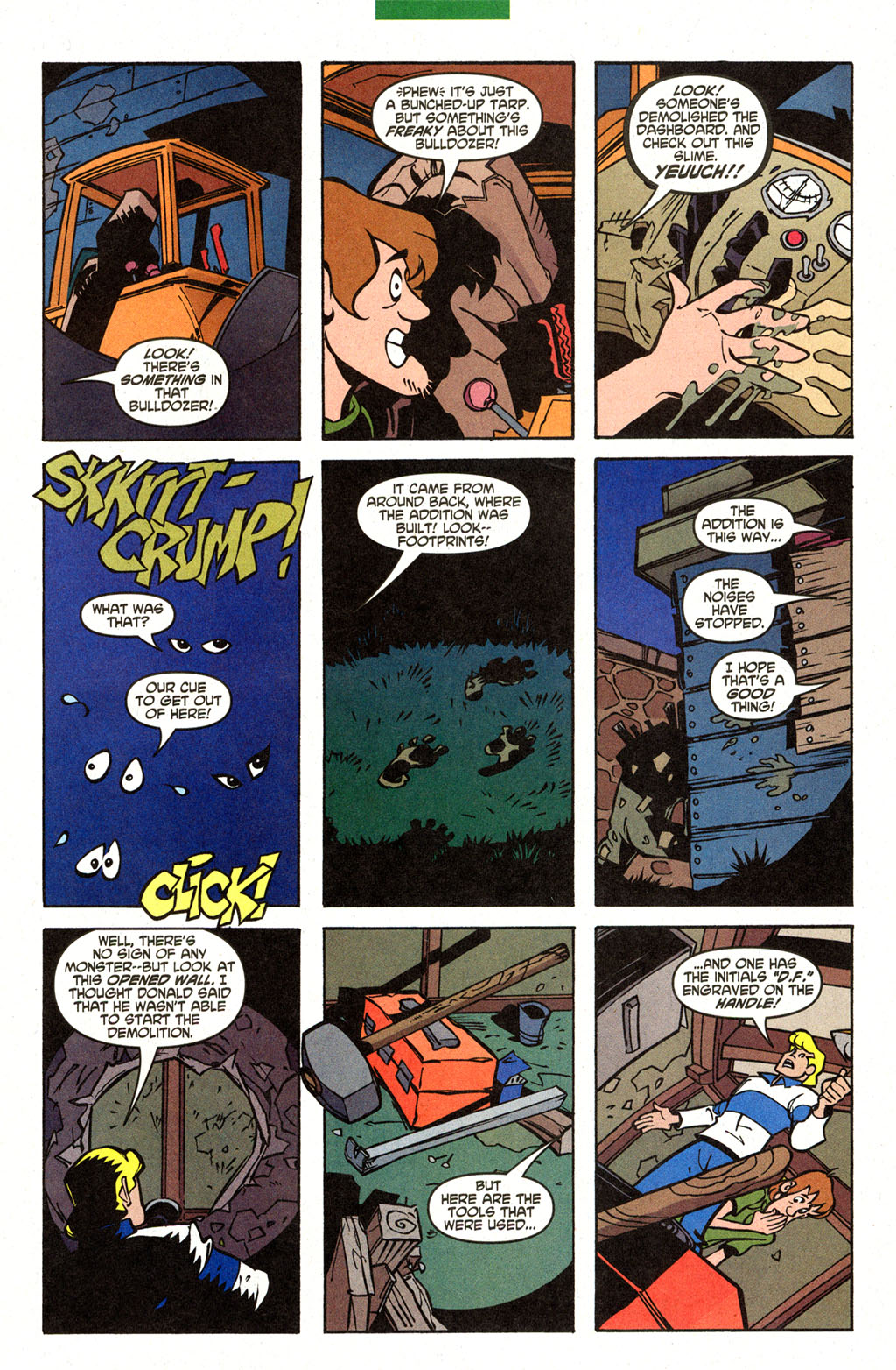 Read online Scooby-Doo (1997) comic -  Issue #99 - 17