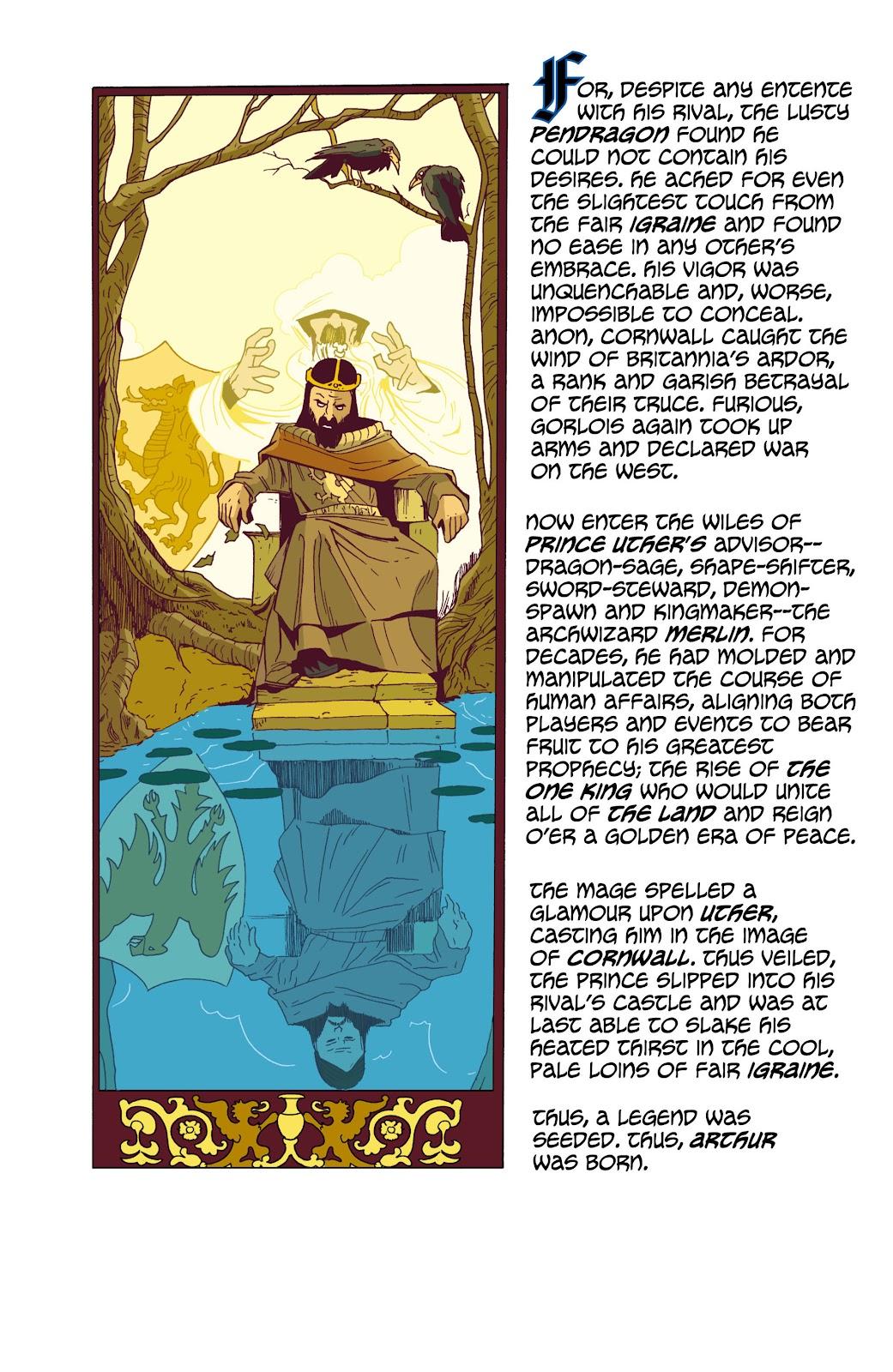 Madame Xanadu issue 20 - Page 20