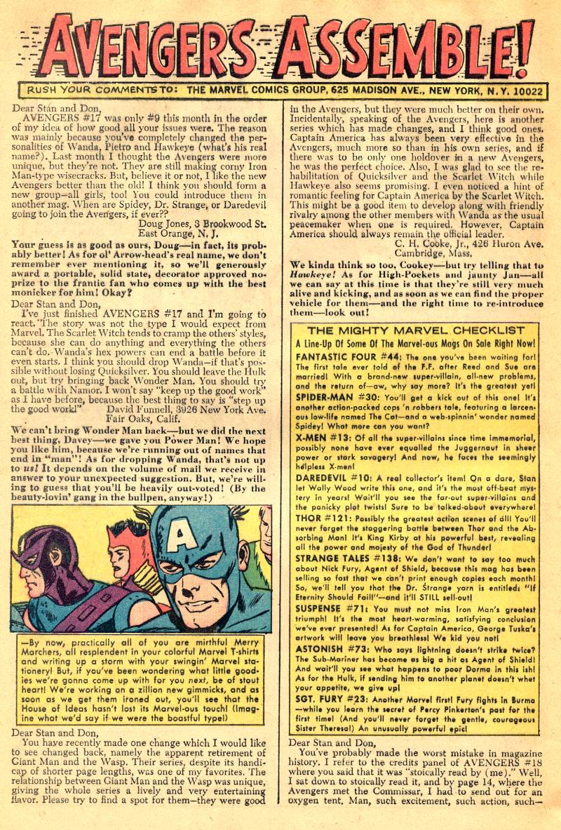 The Avengers (1963) 21 Page 31