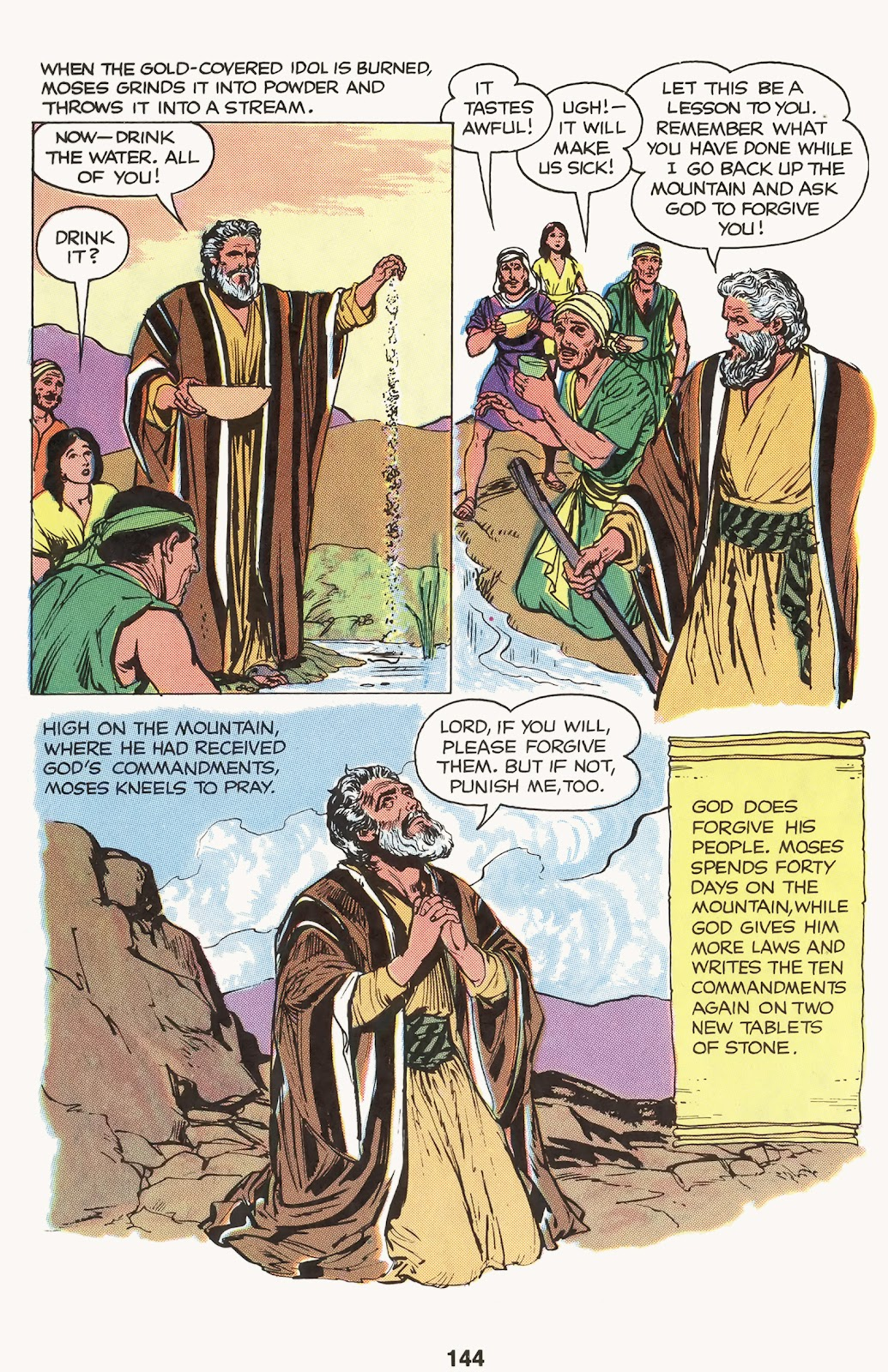 The Picture Bible issue TPB (Part 2) - Page 47