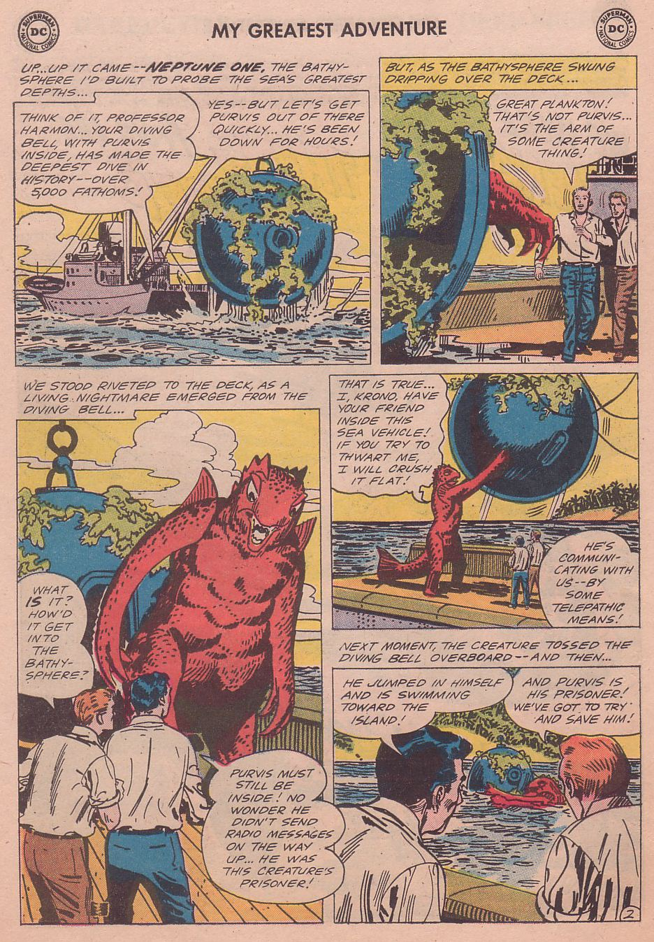My Greatest Adventure (1955) issue 65 - Page 26