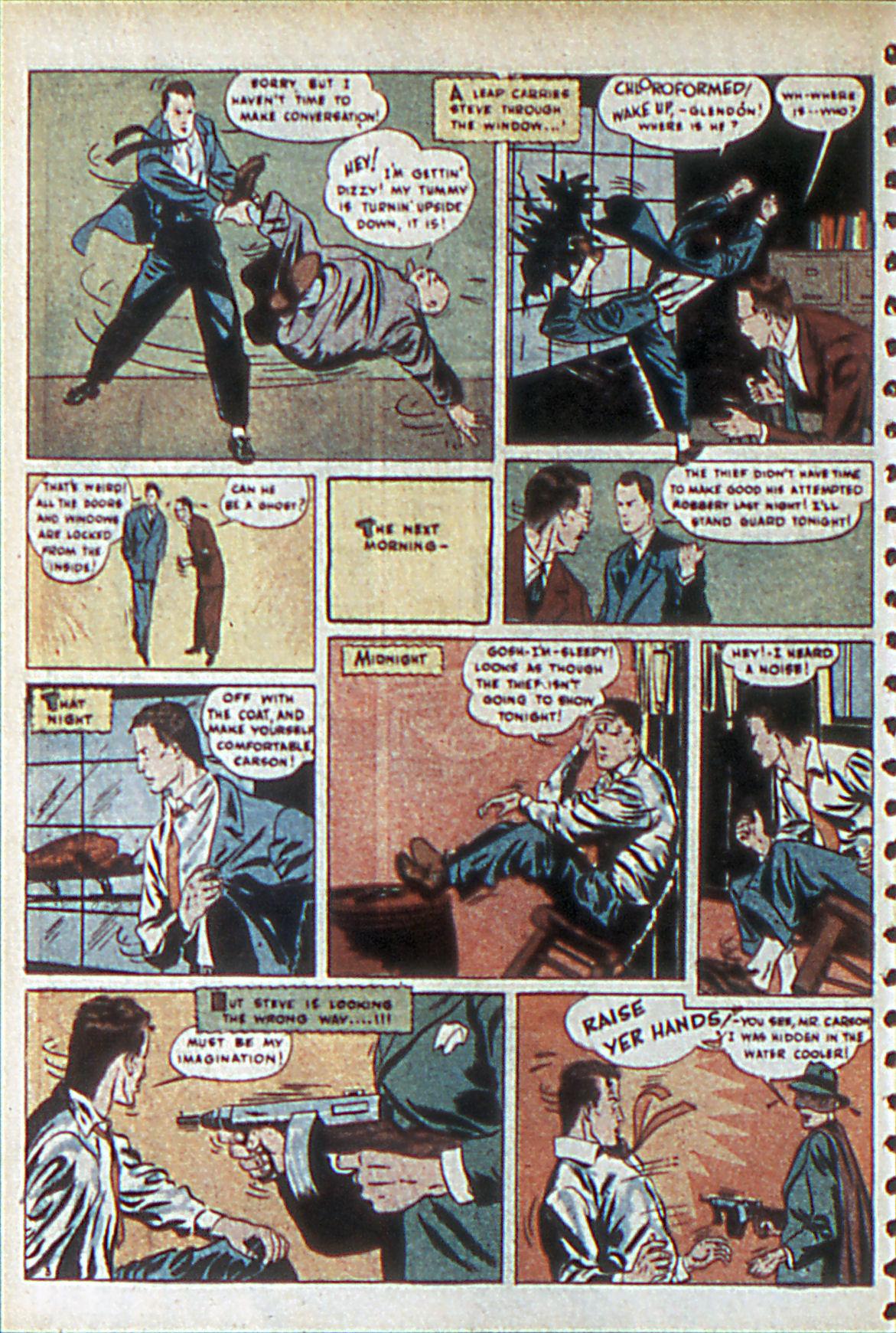 Read online Adventure Comics (1938) comic -  Issue #55 - 29