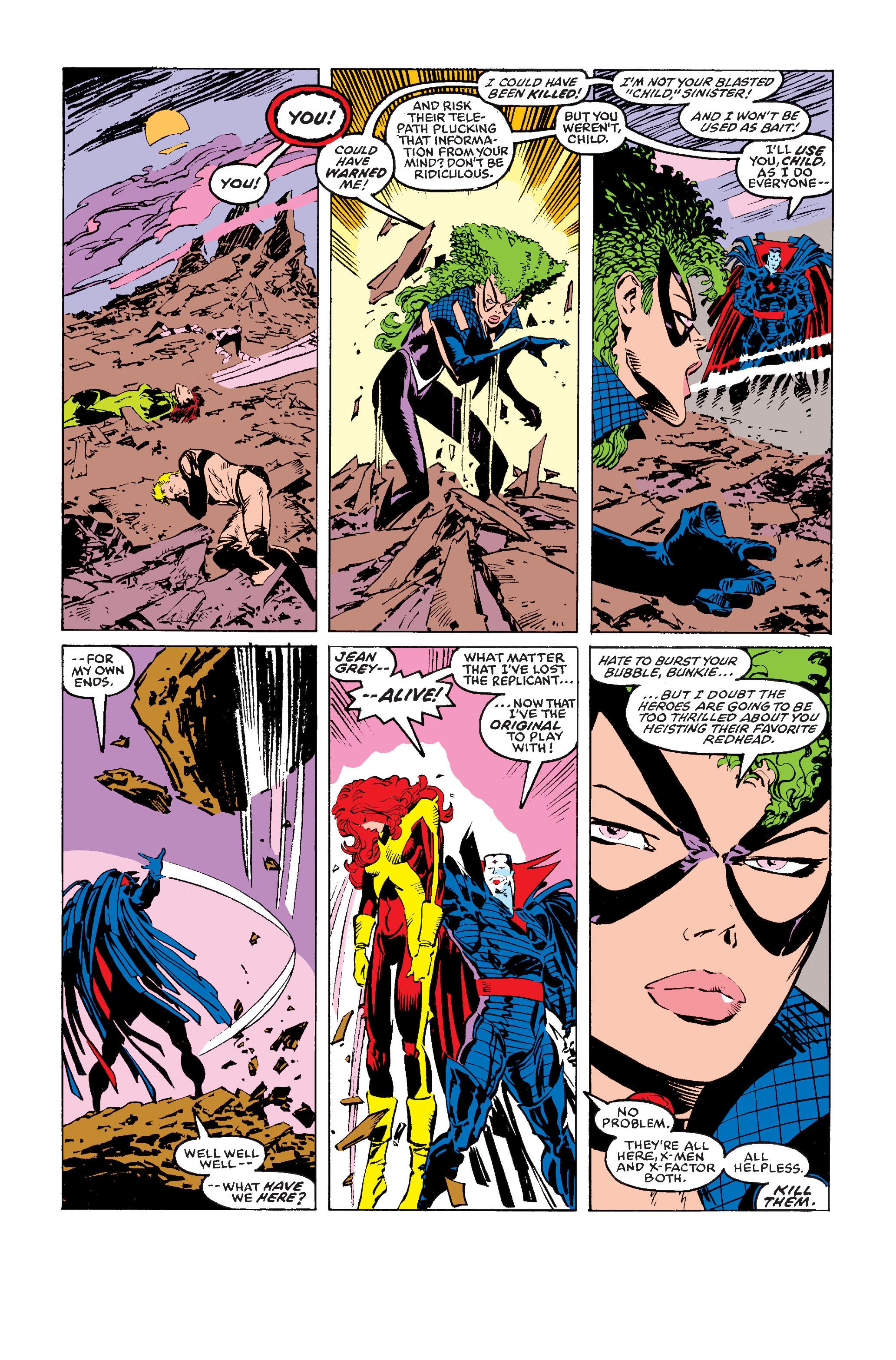 Read online Uncanny X-Men (1963) comic -  Issue #243 - 25