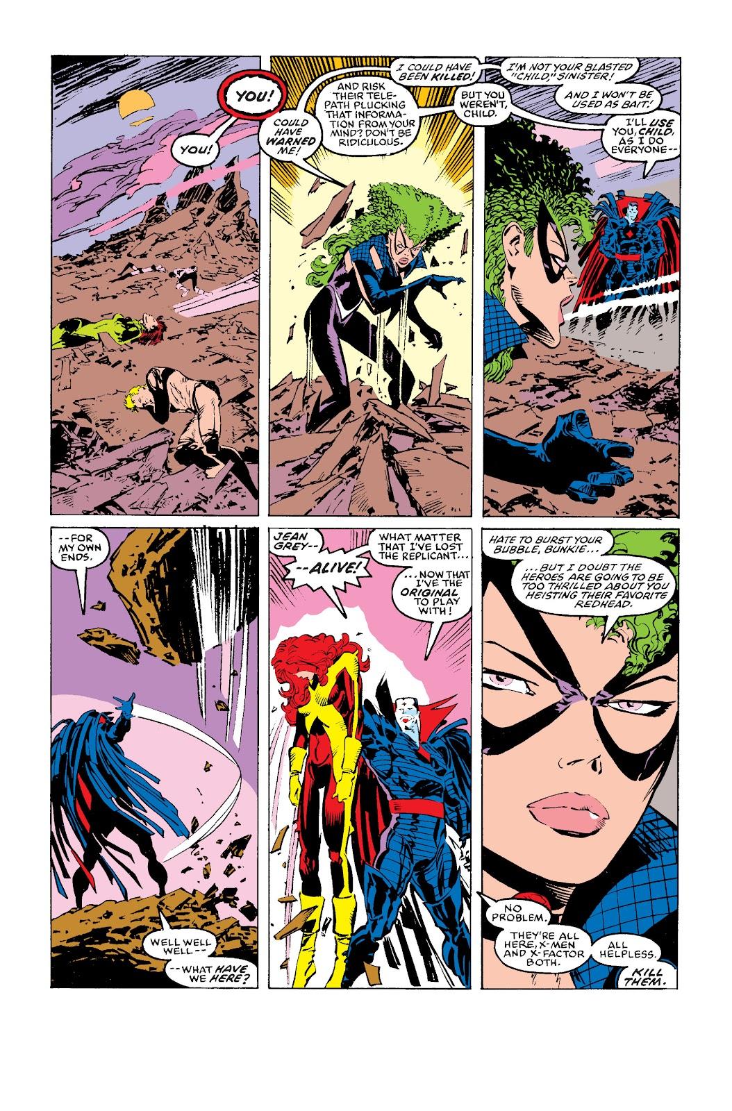 Uncanny X-Men (1963) issue 243 - Page 25