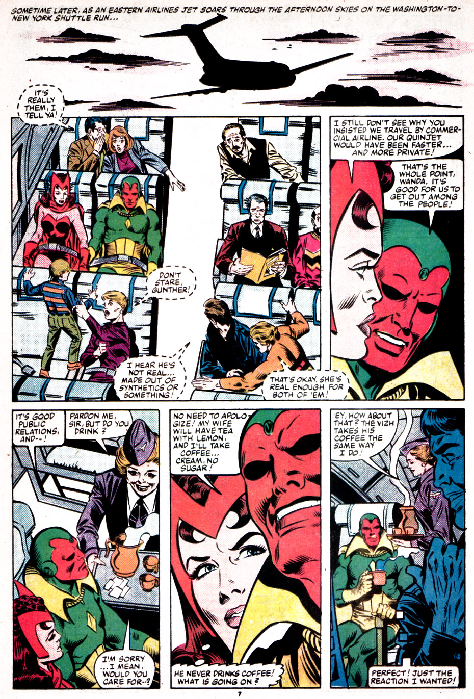 The Avengers (1963) 246 Page 7