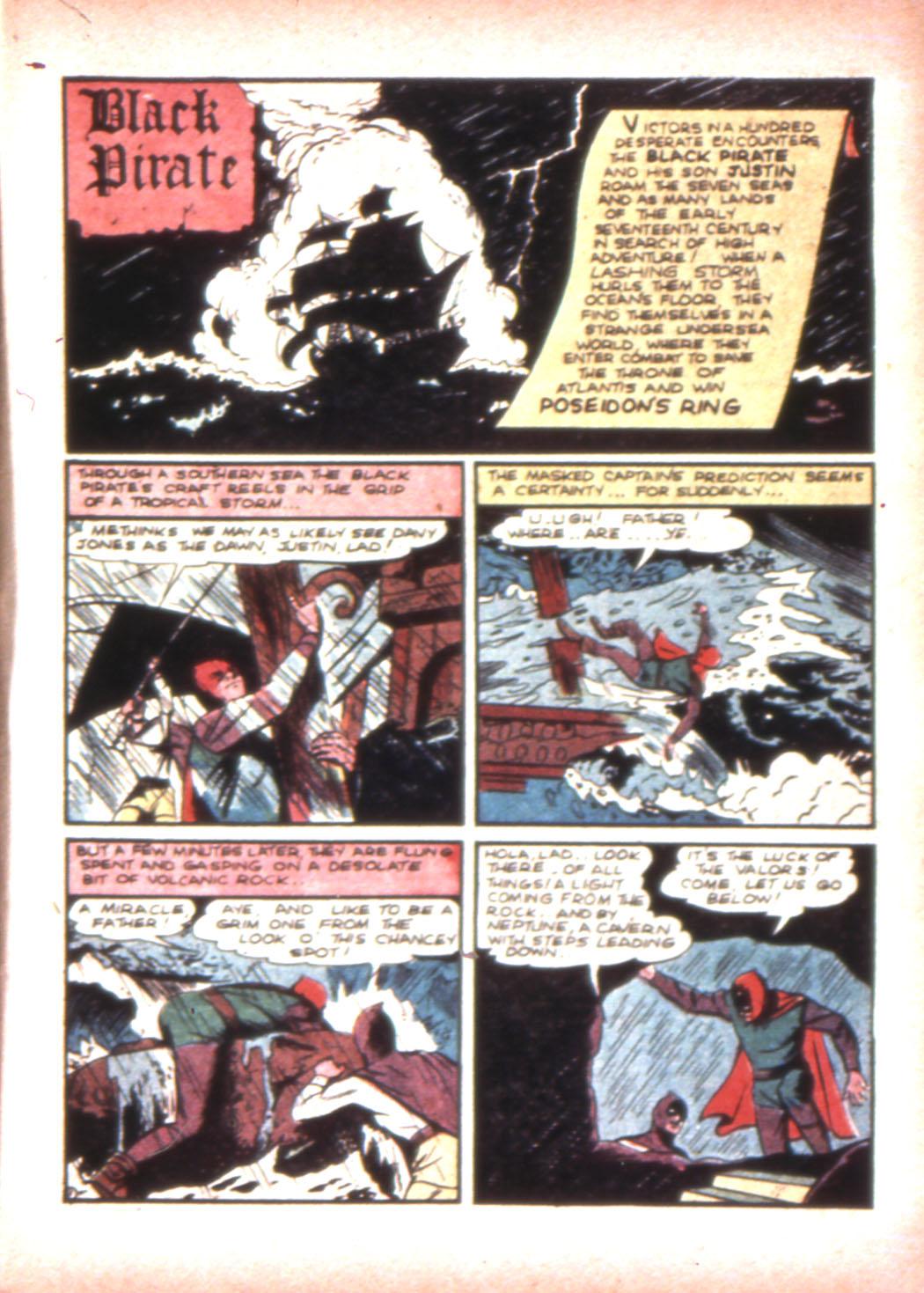 Read online Sensation (Mystery) Comics comic -  Issue #20 - 17