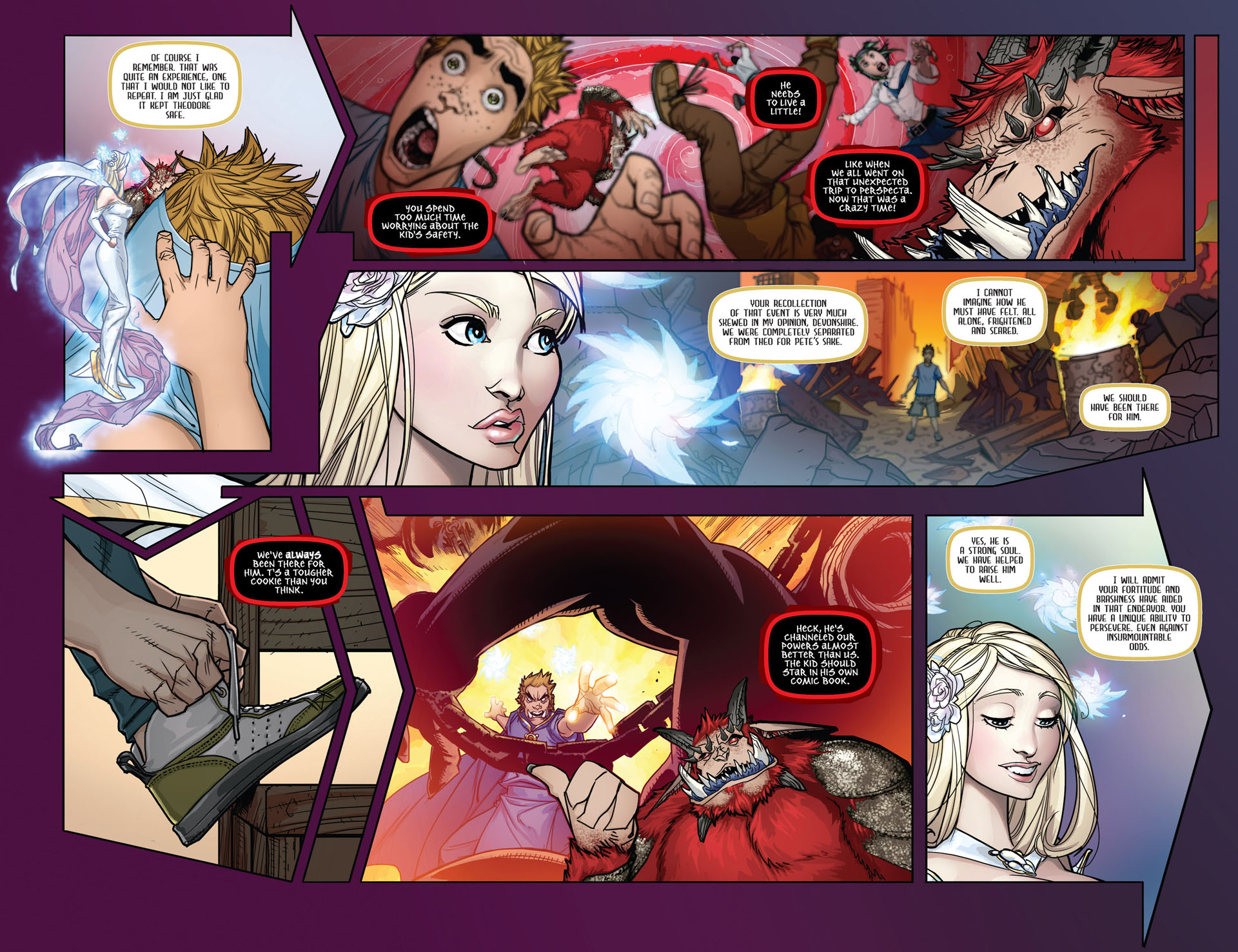 Read online Shrugged (2013) comic -  Issue #1 - 6
