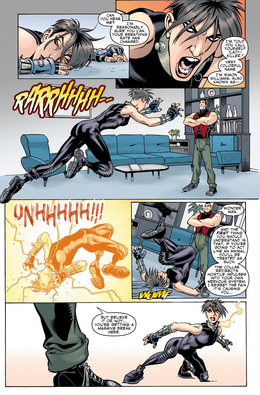 Read online Wonder Man (2007) comic -  Issue #1 - 22