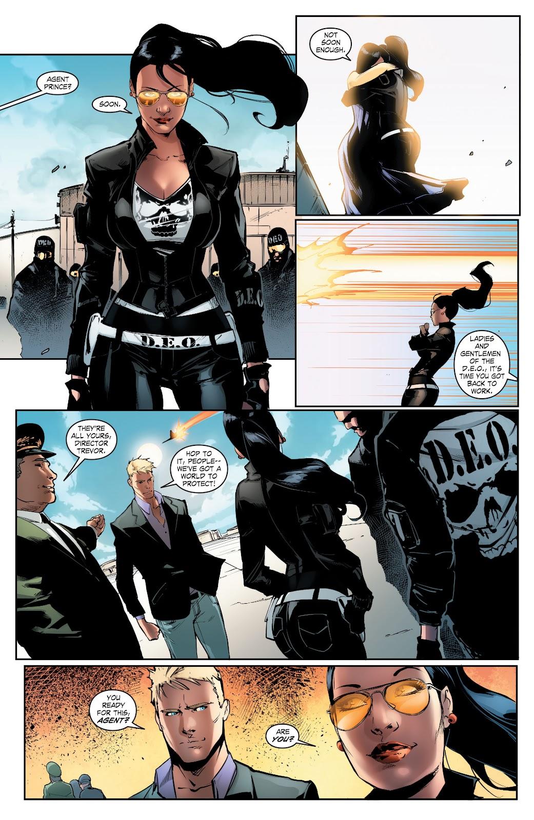 Read online Smallville Season 11 [II] comic -  Issue # TPB 5 - 127
