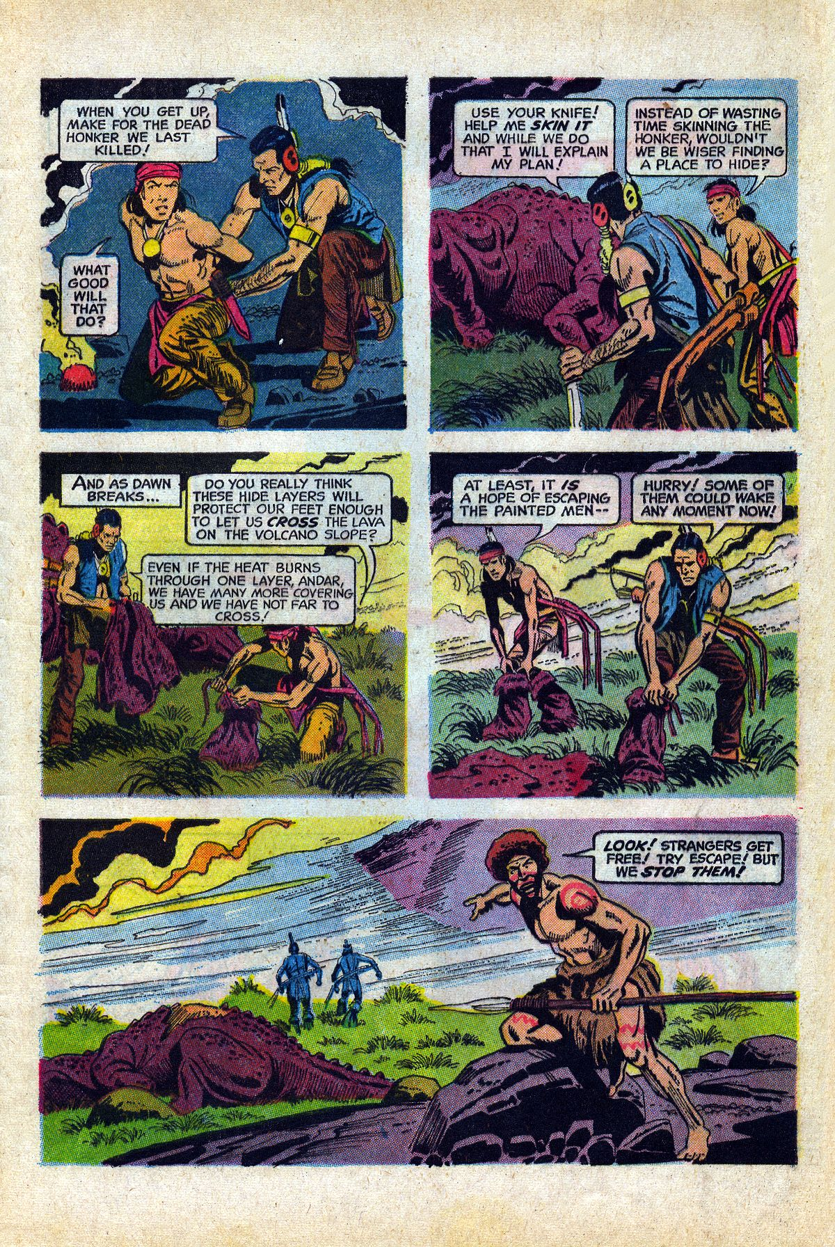 Read online Turok, Son of Stone comic -  Issue #66 - 29