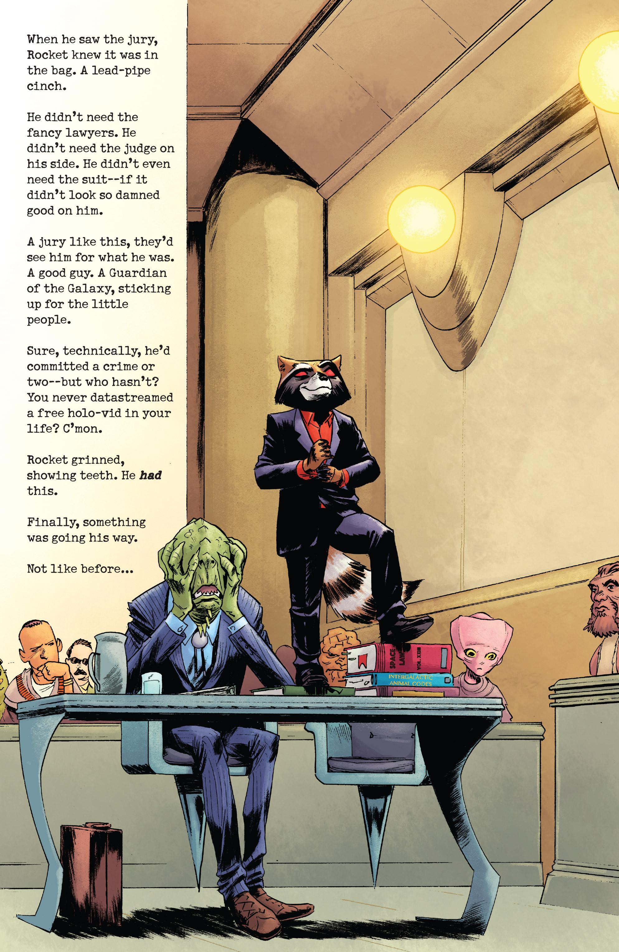 Read online Rocket comic -  Issue #2 - 3