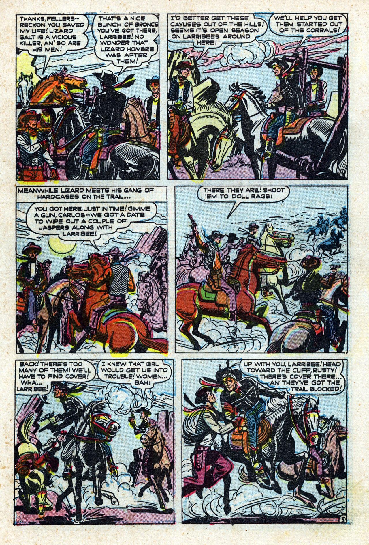 Read online Two-Gun Kid comic -  Issue #10 - 7