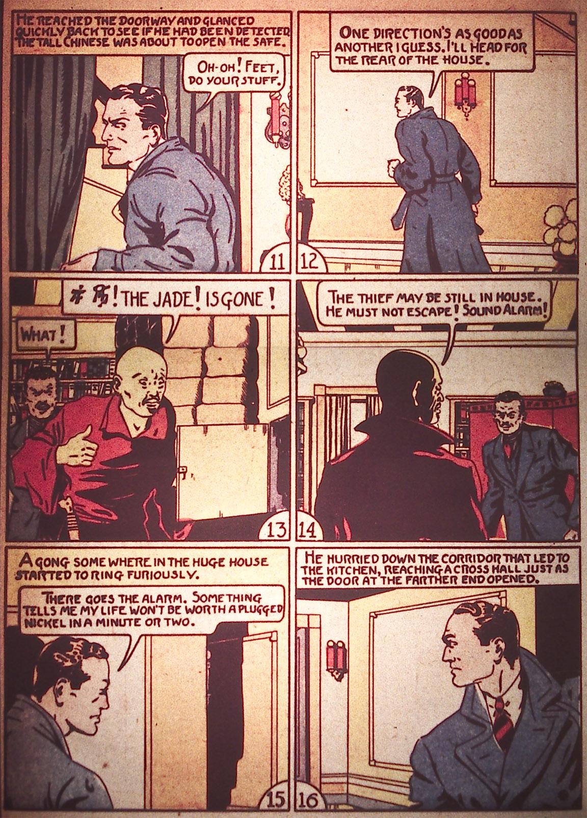 Read online Detective Comics (1937) comic -  Issue #5 - 24