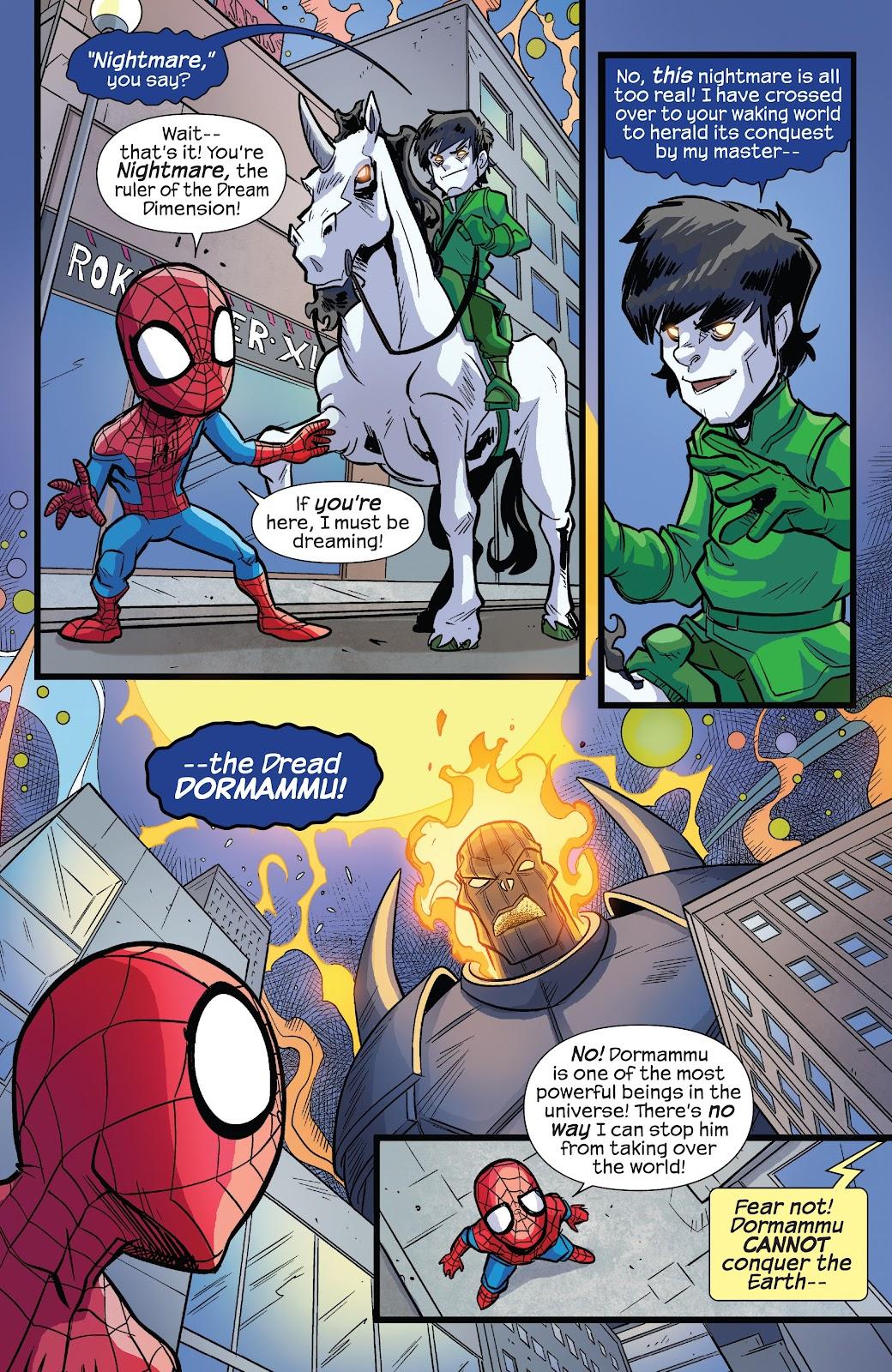 Read online Marvel Super Hero Adventures: Spider-Man – Web Designers comic -  Issue # Full - 16
