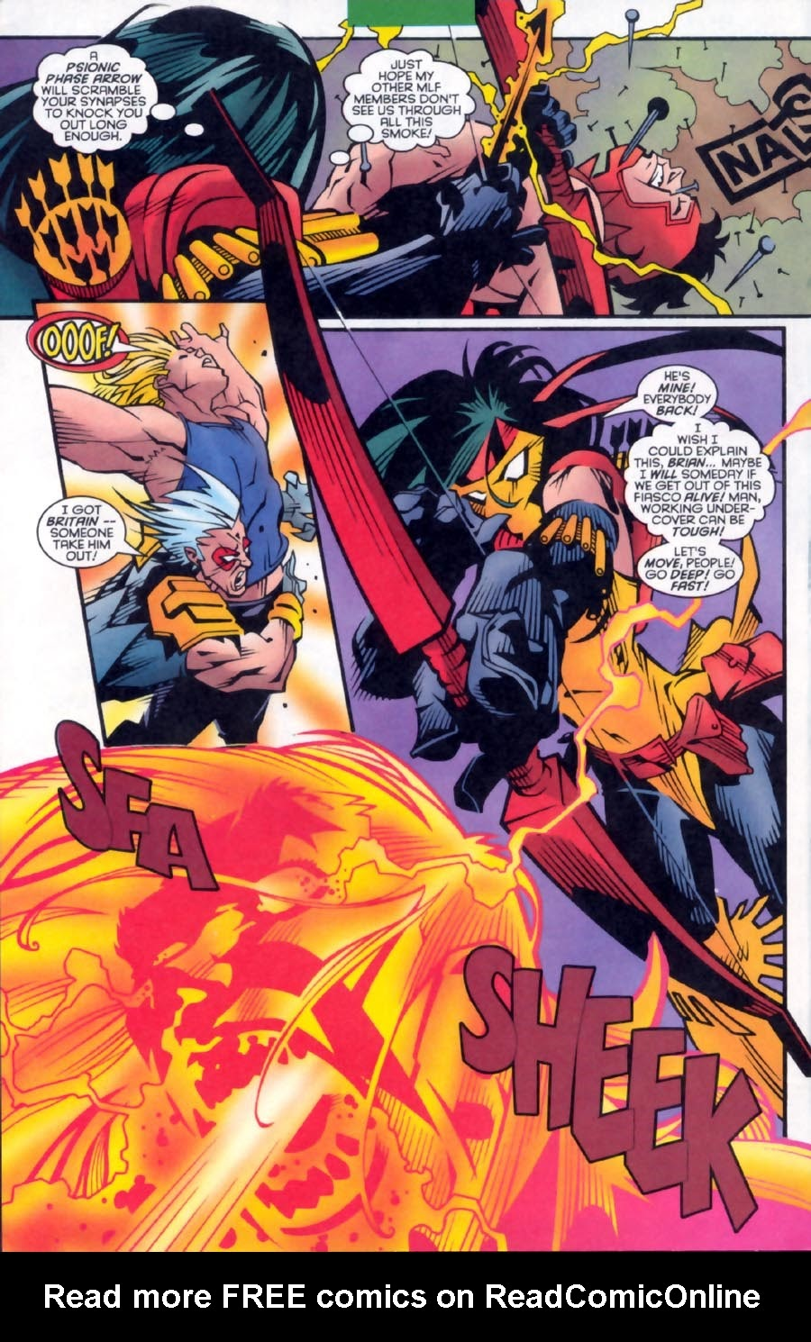 Excalibur (1988) issue 104 - Page 18