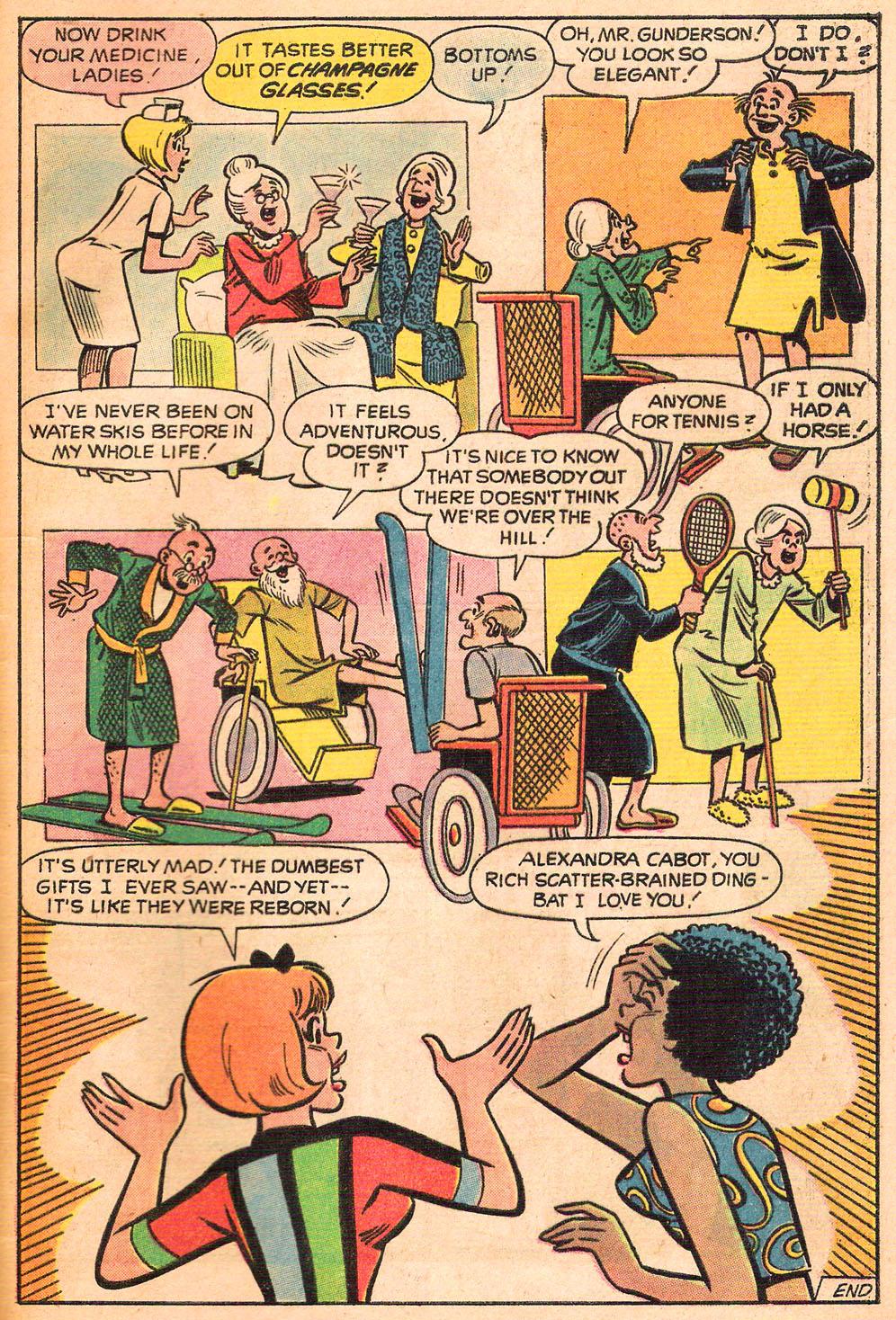 Read online She's Josie comic -  Issue #65 - 49