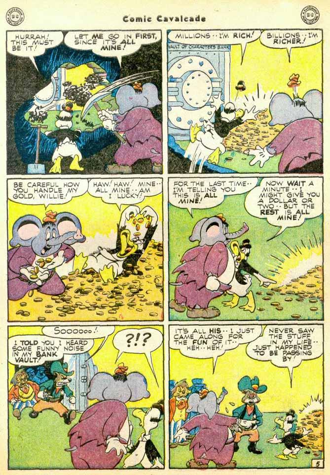 Comic Cavalcade issue 35 - Page 53