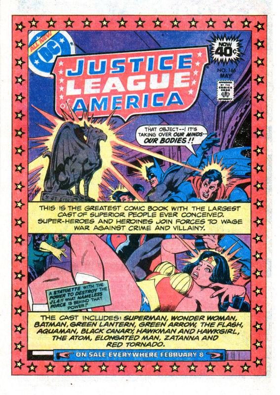 Read online Wonder Woman (1942) comic -  Issue #255 - 14