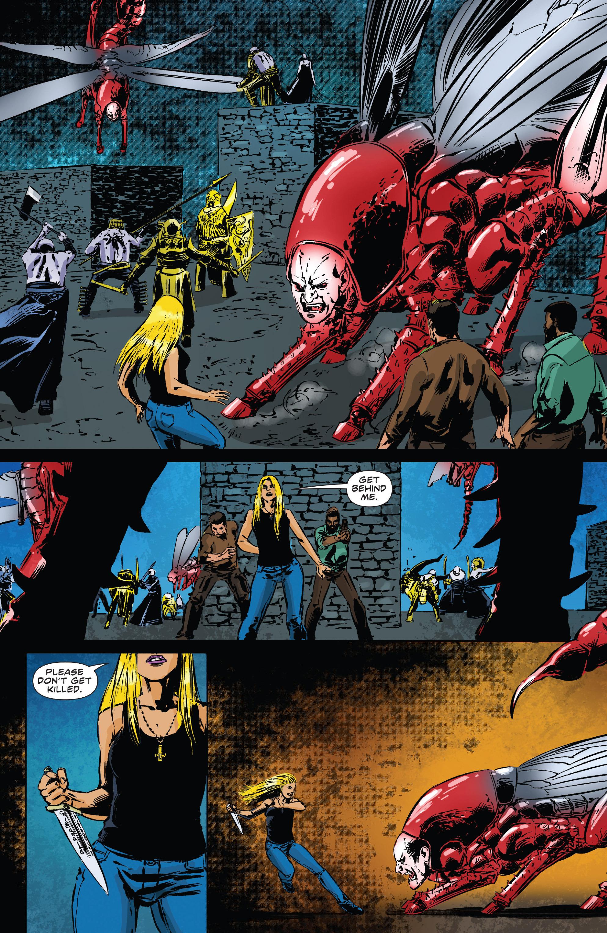 Read online Clive Barker's Hellraiser: The Dark Watch comic -  Issue # TPB 3 - 49