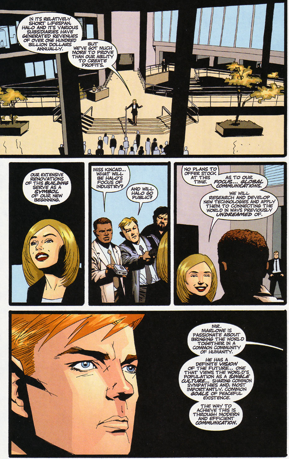 Wildcats (1999) Issue #12 #13 - English 14