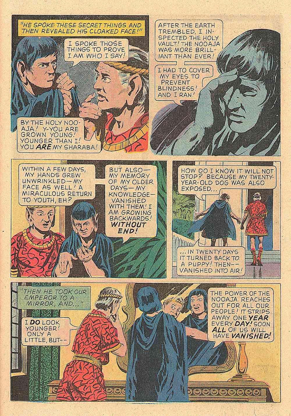 Star Trek (1967) issue 42 - Page 17