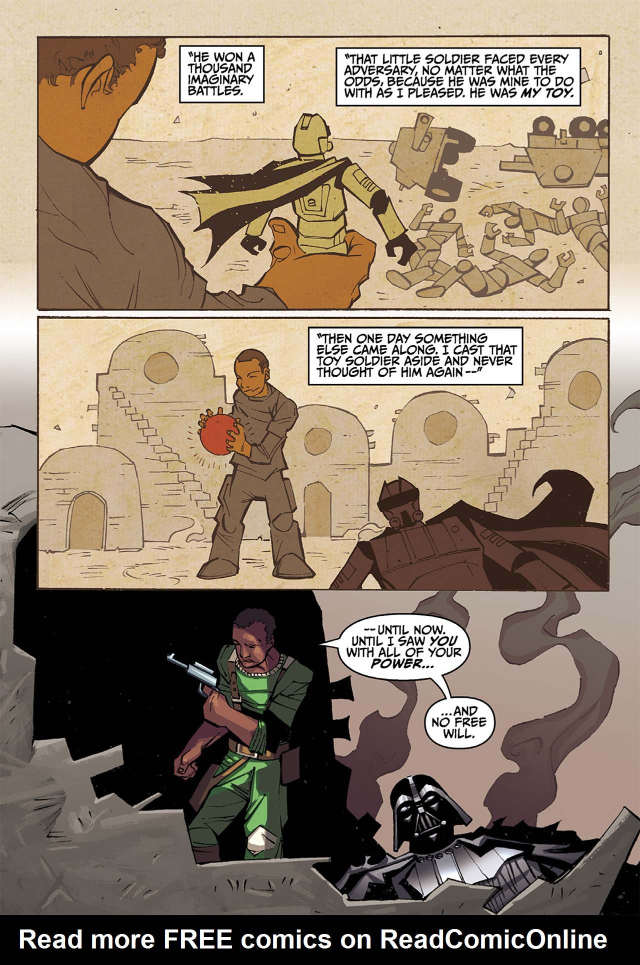 Read online Star Wars Omnibus comic -  Issue # Vol. 33 - 280
