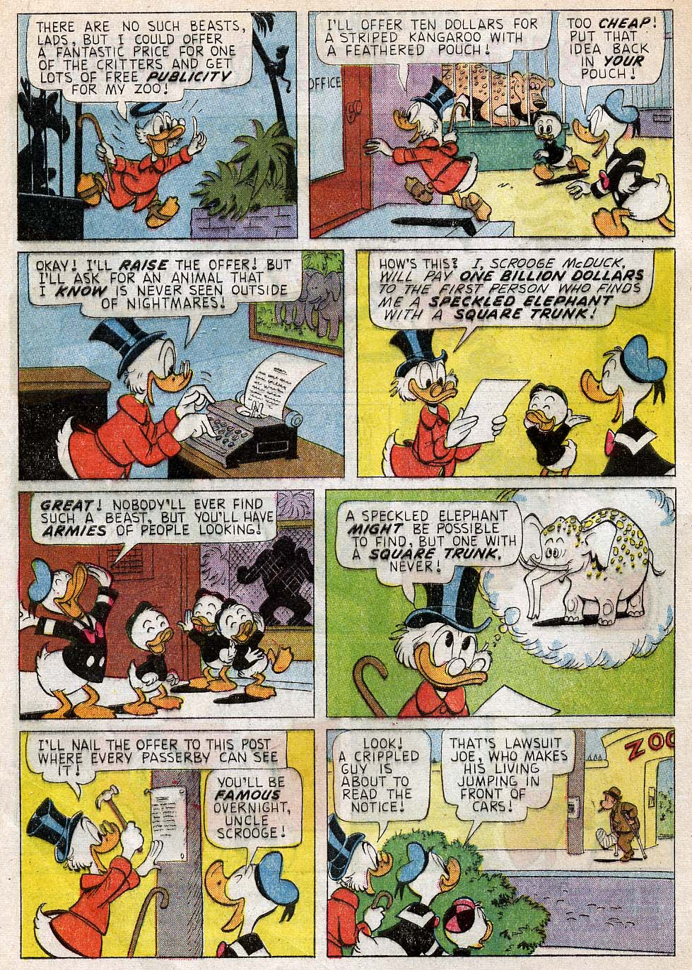Read online Uncle Scrooge (1953) comic -  Issue #54 - 3