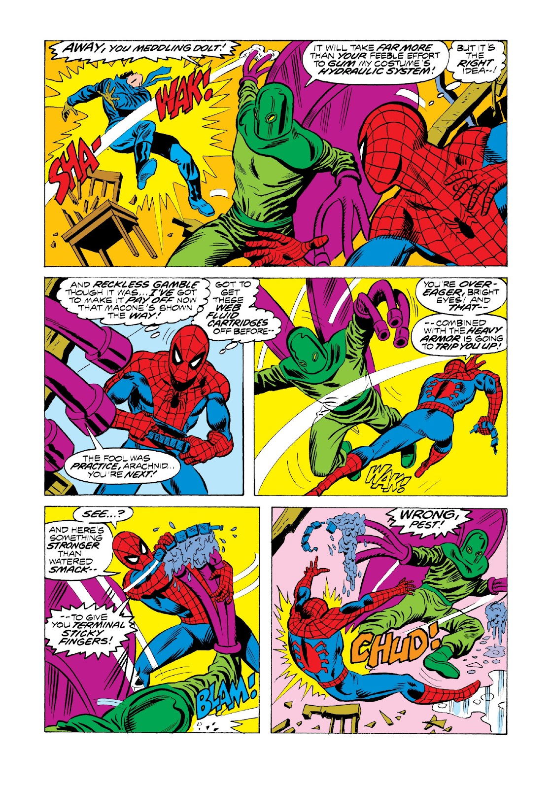 Read online Marvel Masterworks: The Spectacular Spider-Man comic -  Issue # TPB 2 (Part 1) - 24