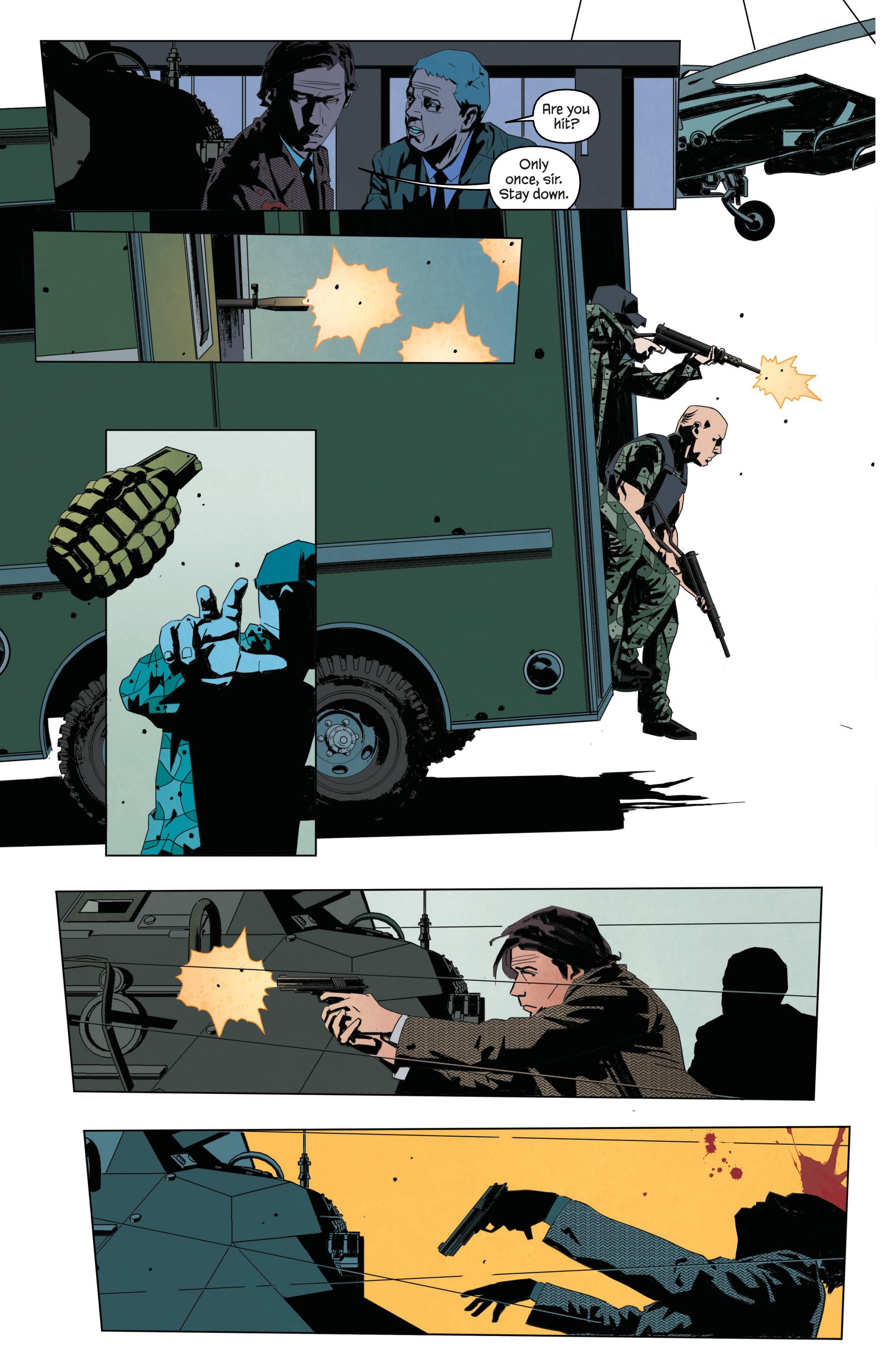 Read online James Bond: Service comic -  Issue # Full - 29