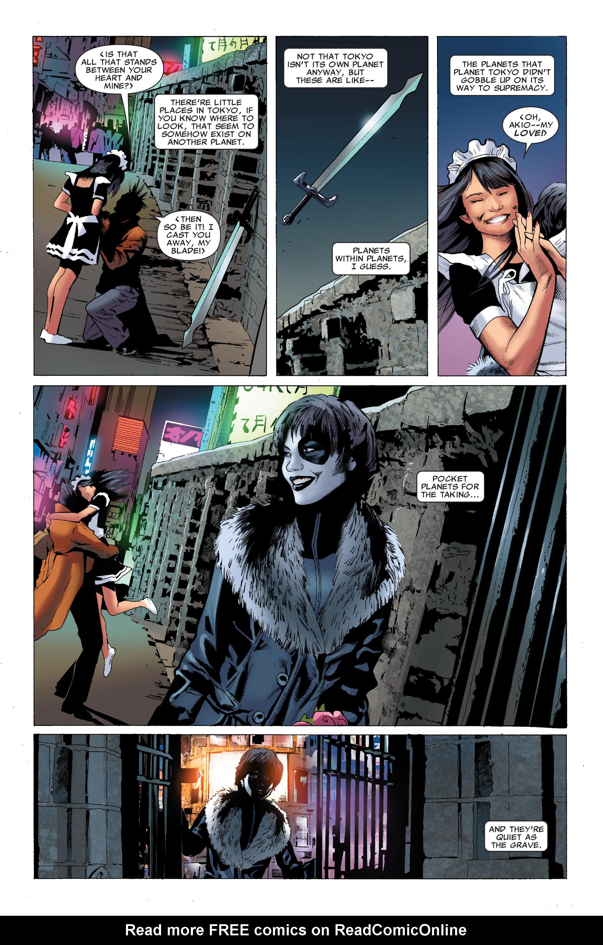 Read online Uncanny X-Men (1963) comic -  Issue #508 - 5
