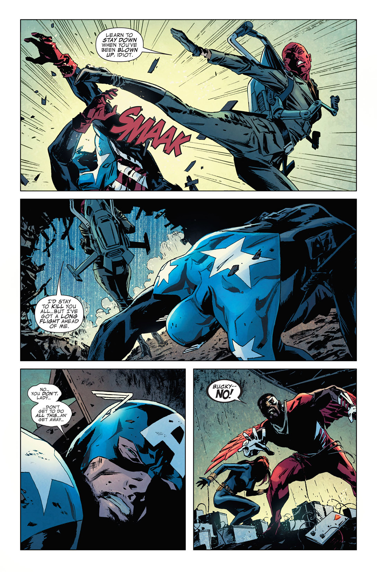 Captain America (1968) 615 Page 11