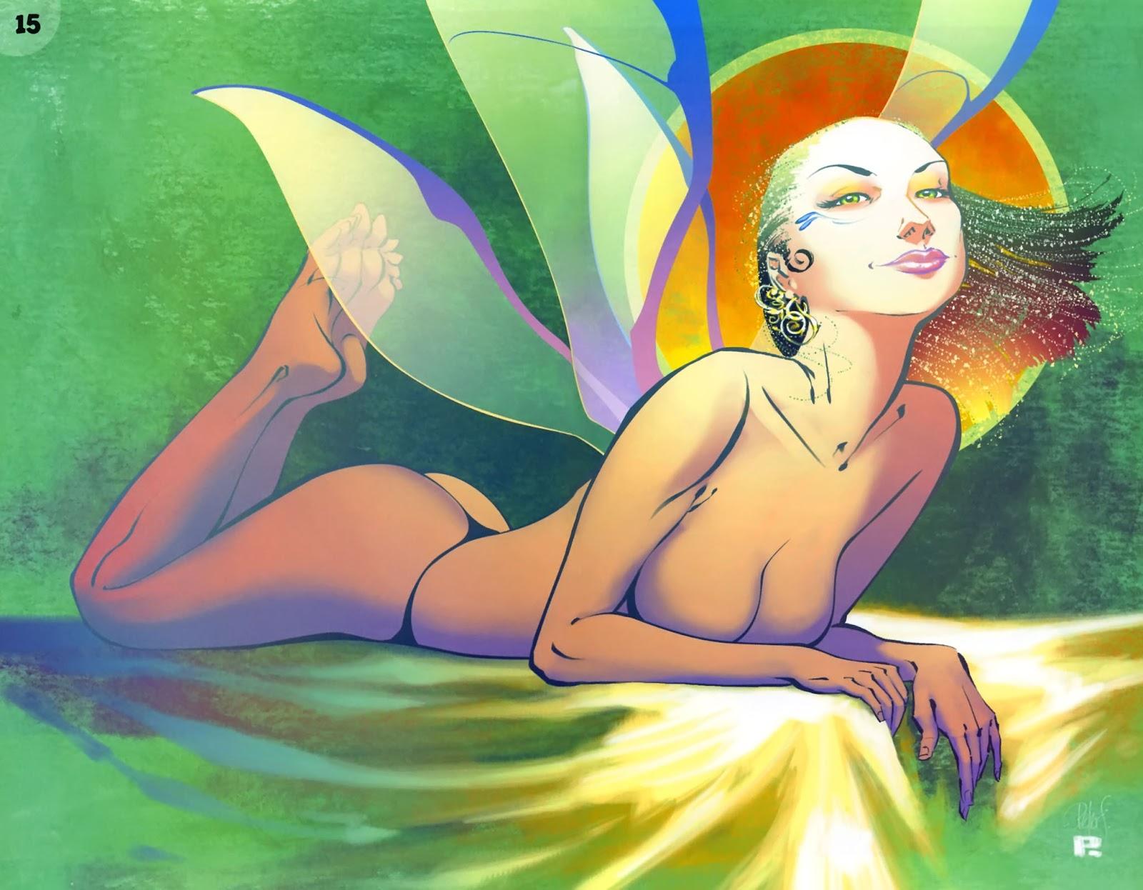 Read online Aspen Splash: Swimsuit Spectacular comic -  Issue # Issue 2006 - 17