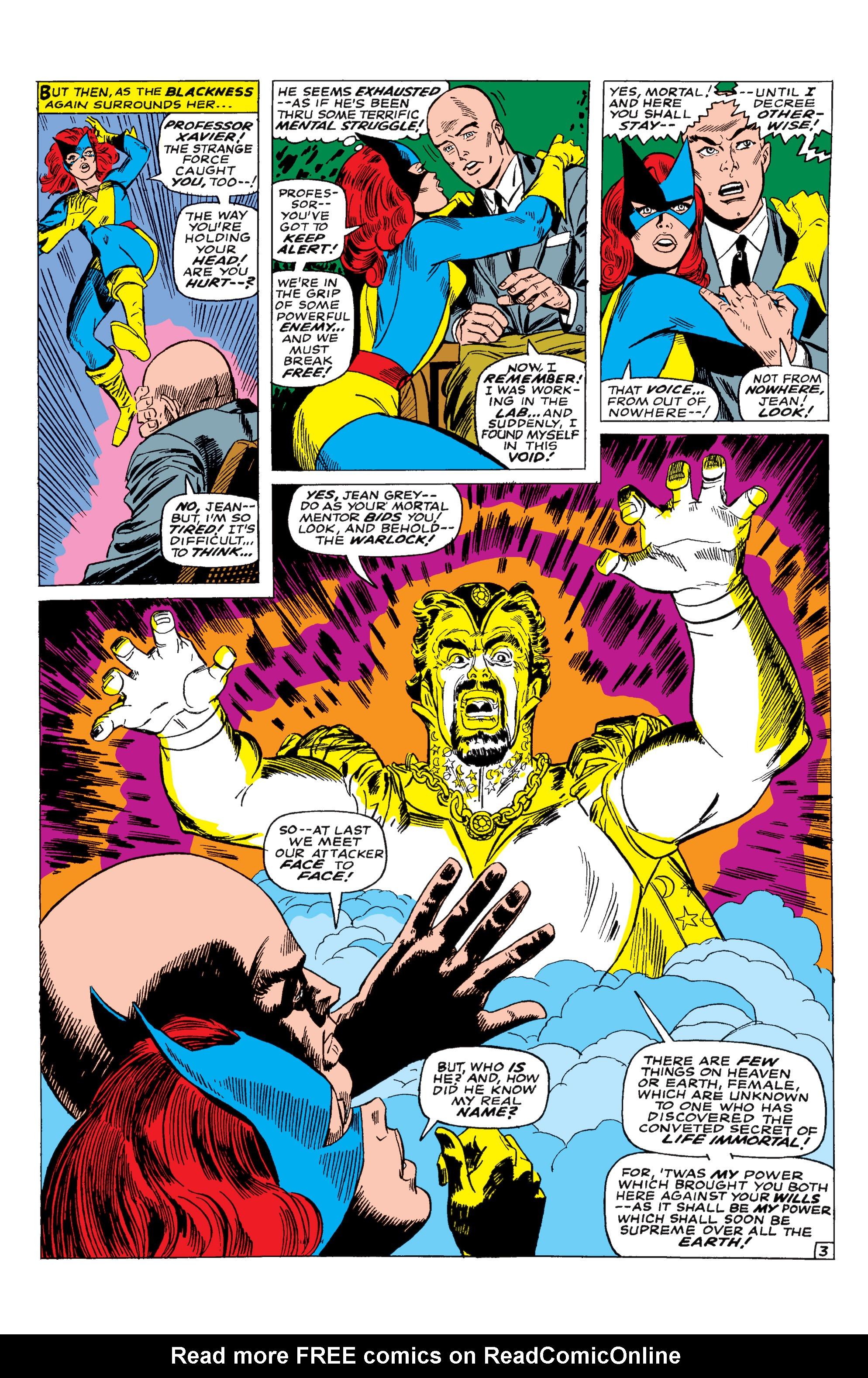 Uncanny X-Men (1963) 30 Page 3