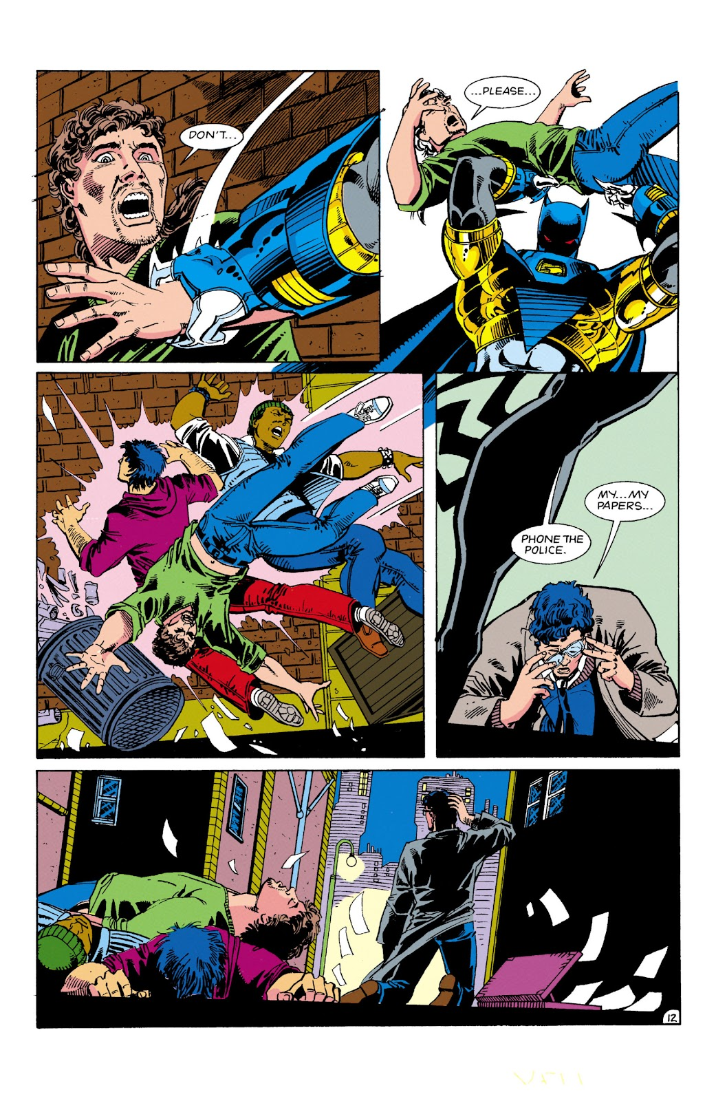Catwoman (1993) Issue #6 #11 - English 13