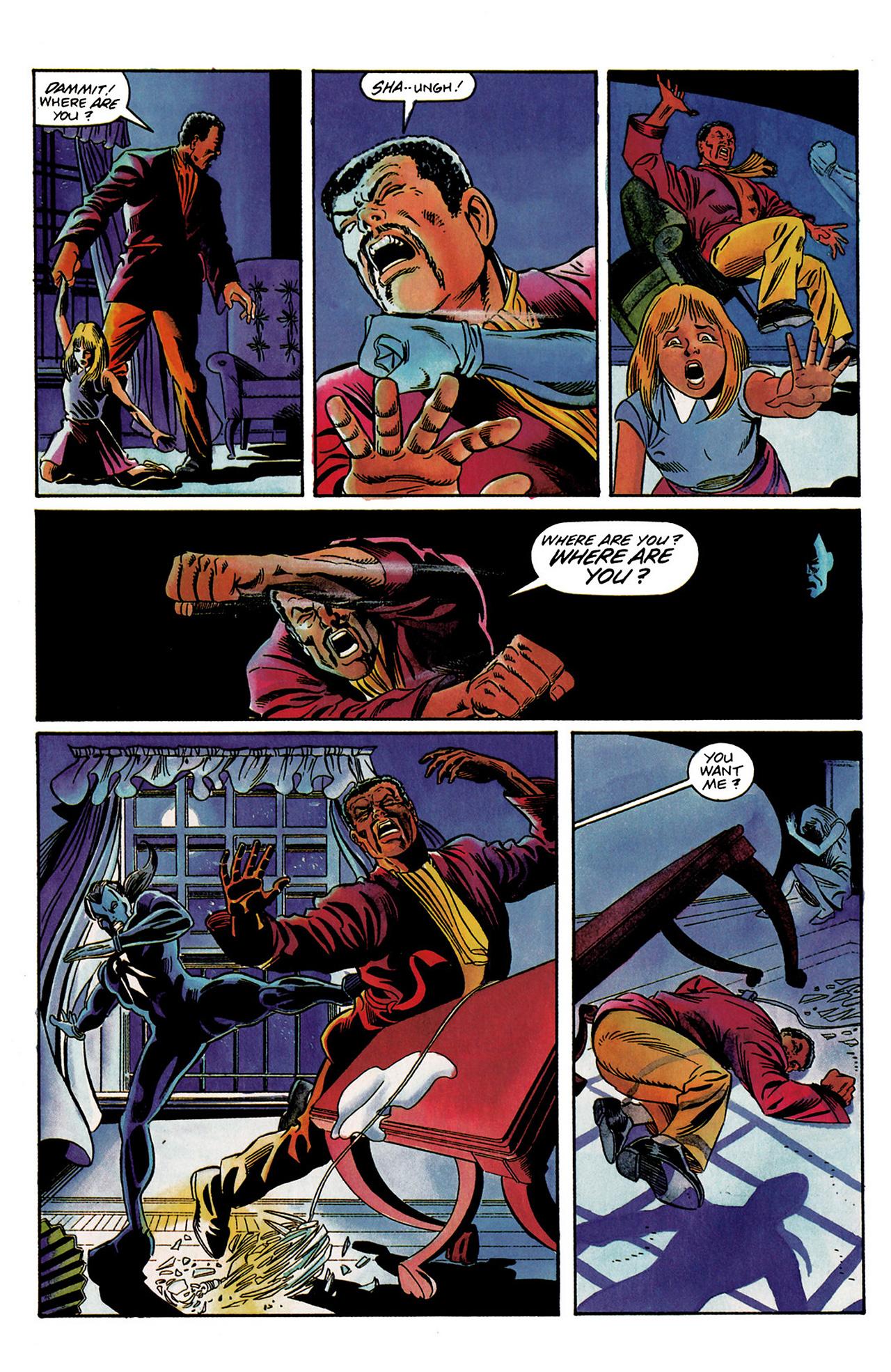 Read online Shadowman (1992) comic -  Issue #3 - 21