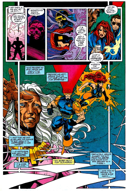 X-Men (1991) 35 Page 19