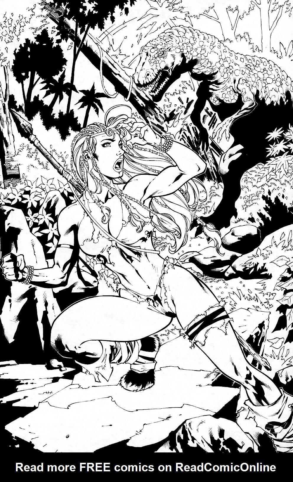 Read online Jungle Fantasy (2002) comic -  Issue #2 - 27