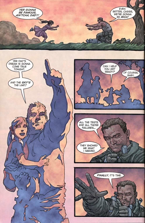Read online Flinch comic -  Issue #1 - 5