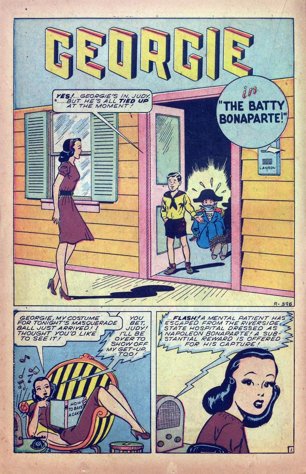 Read online Joker Comics comic -  Issue #26 - 22