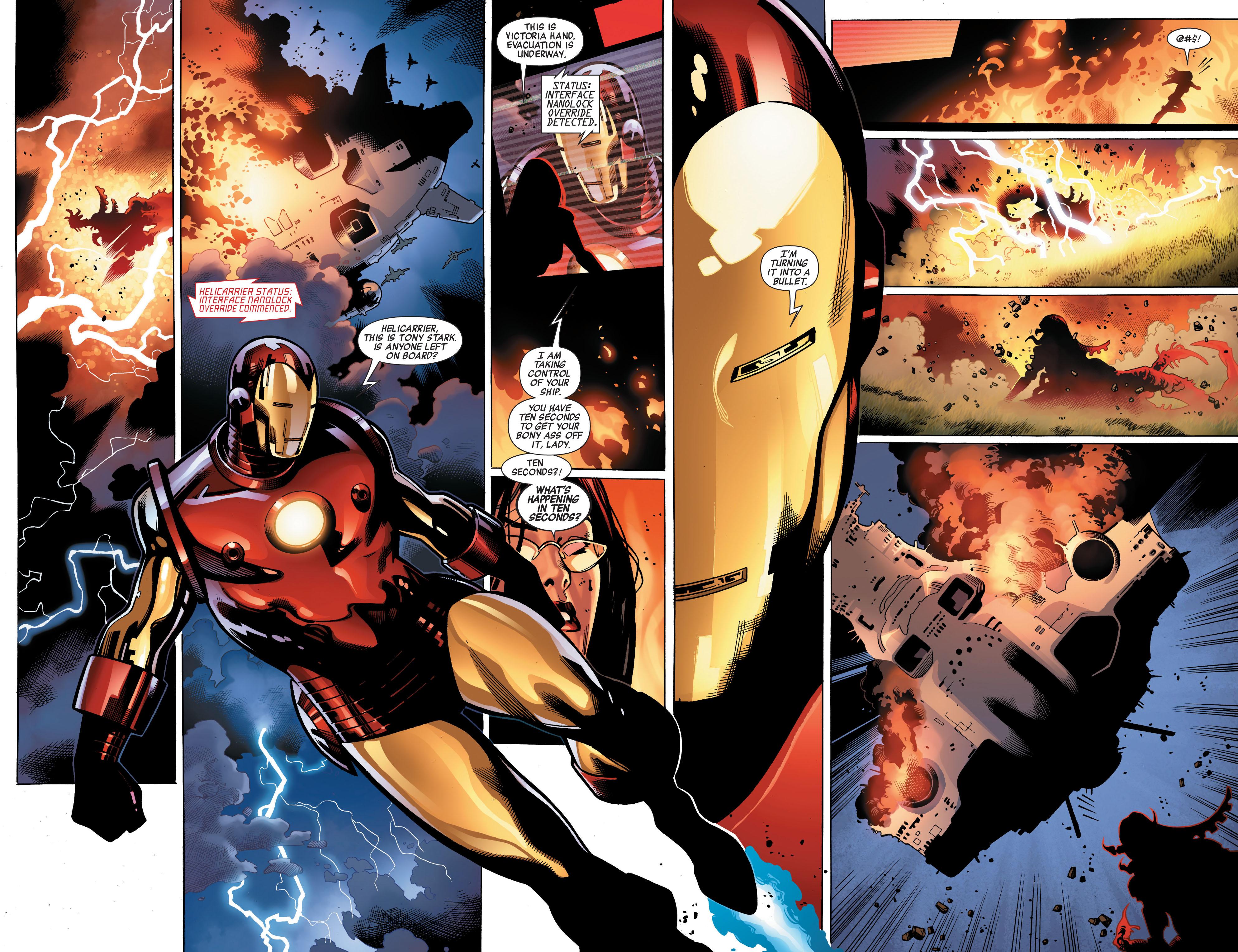Read online Siege (2010) comic -  Issue #4 - 13